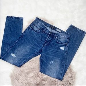 👖Aeropostale Slim Straight Distressed Jeans 29/32